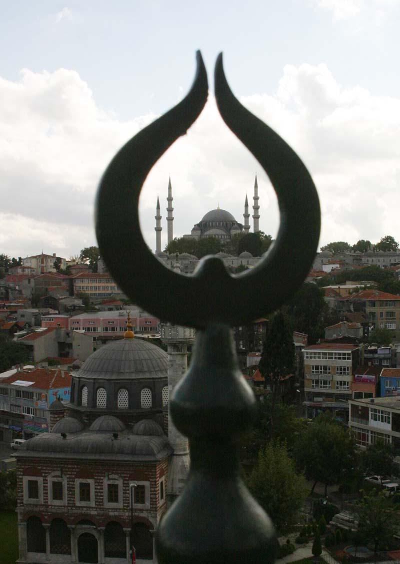İstanbul ve Camileri - Cemal Köyük