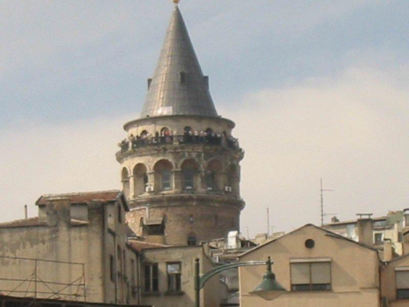 Galata Kulesi - Oya Sarıer