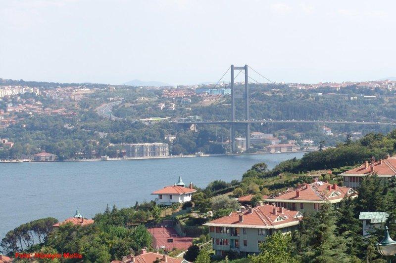 Fatih Sultan Mehmet Köprüsü - Hüseyin Mutlu