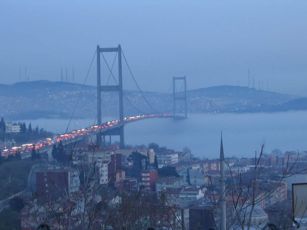 Siste İstanbul Boğazı - Köksal Kızılca