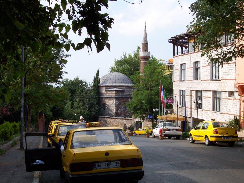 İshak Paşa Sokağı (Cankurtaran) - Mustafa Barış Harmankaya
