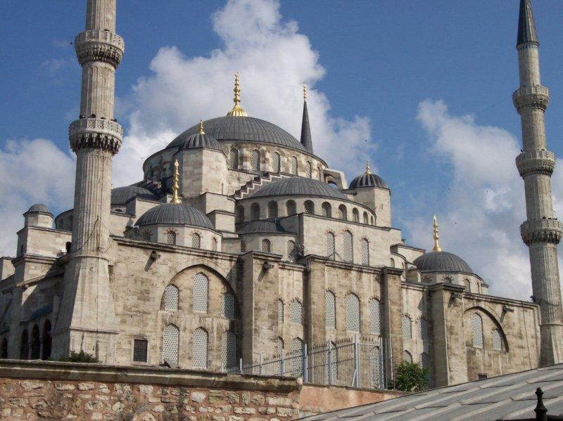 Sultanahmet Cami - Mustafa Barış Harmankaya