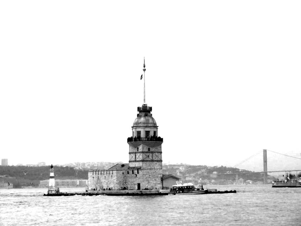 Kız Kulesi - Özge