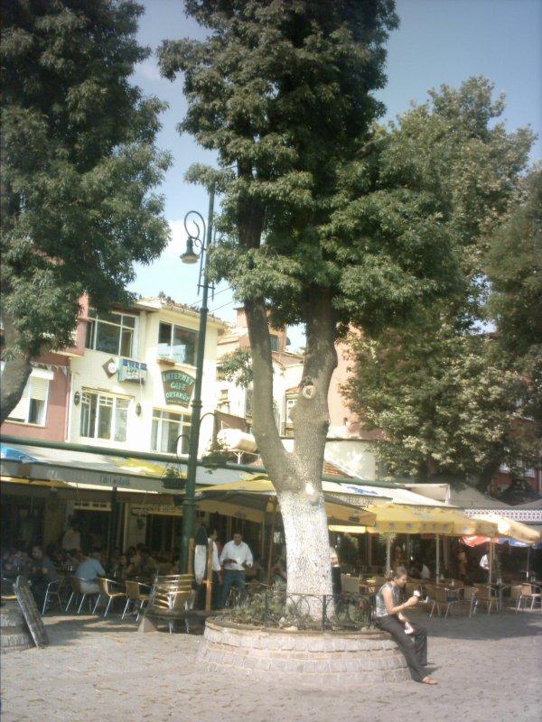 Ortaköy Meydanı - Salih Bozok