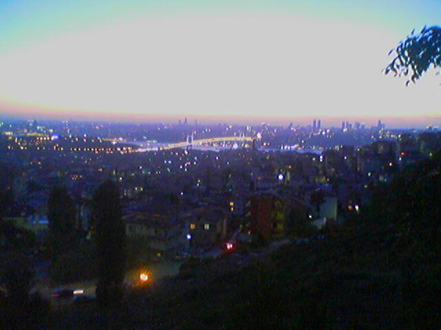 Çamlıca`dan İstanbul - Samet Metin