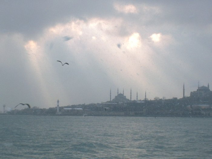 İstanbul Boğazı - Selin Gürel