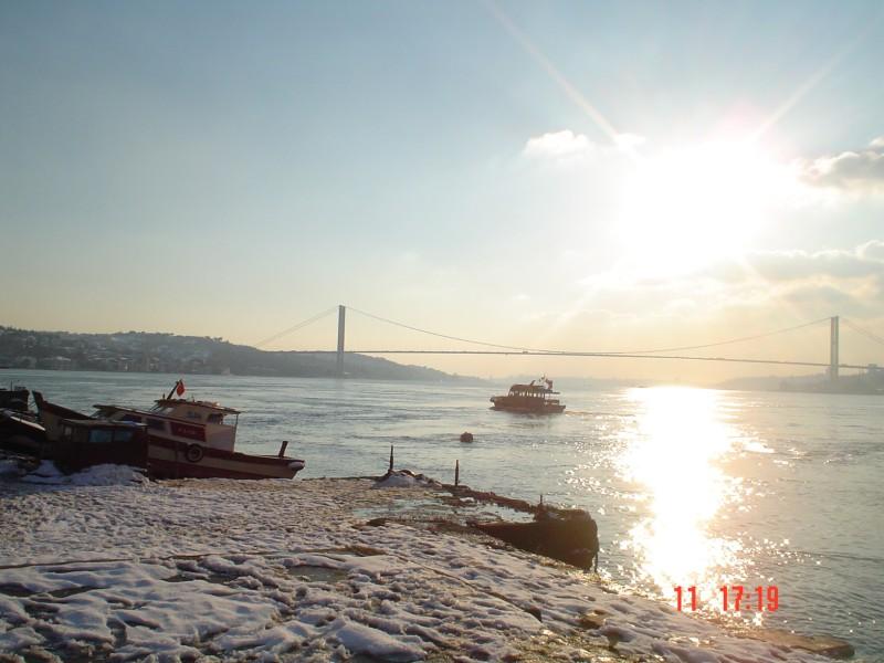 İstanbul`da Kar - Tolga & Serap
