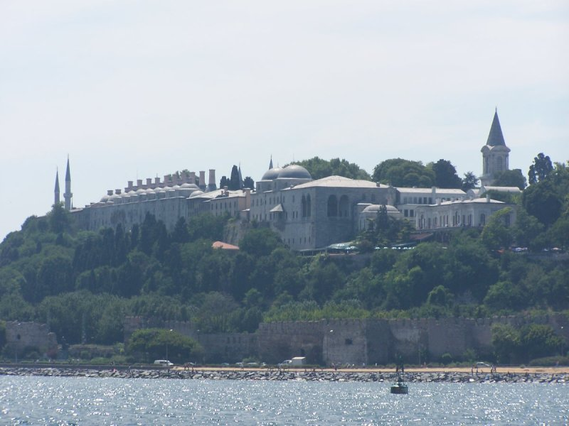 Topkapı Sarayı - Yasin