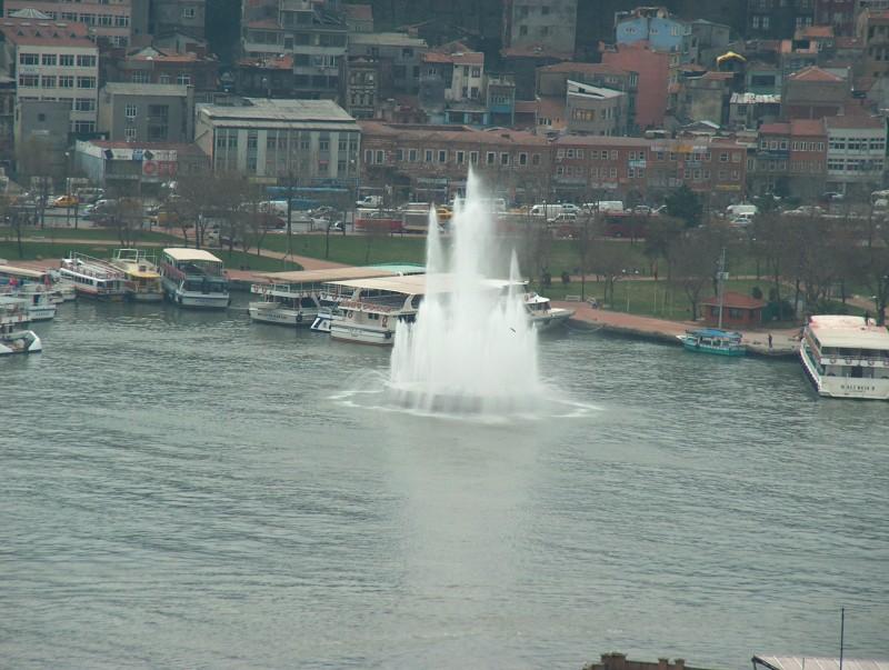 Galata Kulesi`nden İstanbul - Ahmet Tunç