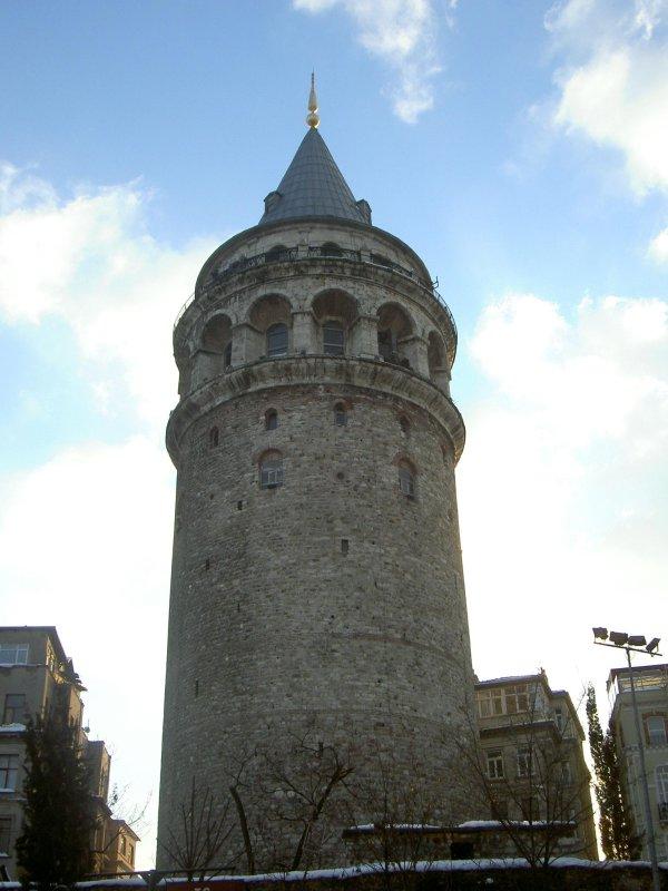 Galata Kulesi - Burak Güler