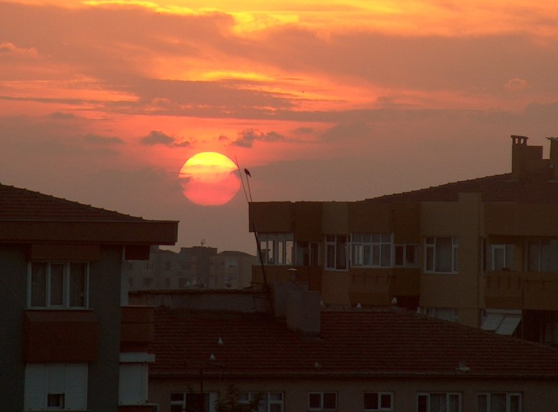 Bostancı`da Günbatımı - Didem & Murat Yurtekin