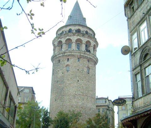 Galata Kulesi - Ekrem Aydar