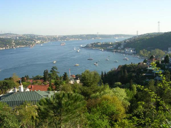 İstanbul Boğazı - Ela Somaklı