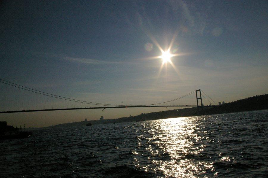 Kuleli`den İstanbul Boğazı - Fatih Yılmaz