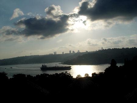 İstanbul Boğazı - Hülya Çetinor