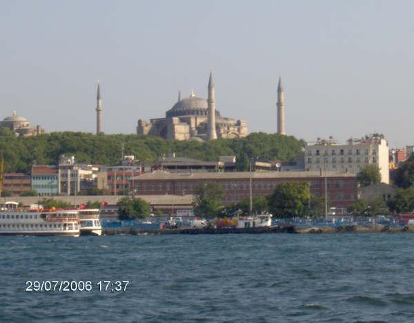 Boğaz`dan Sultanahmet - İlhan Kaya
