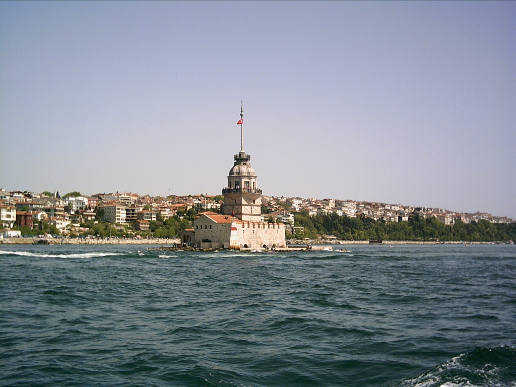 Kız Kulesi - Timur Çakmak