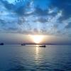 © Adalar`da Gün Batımı - Mustafa Rüzgar