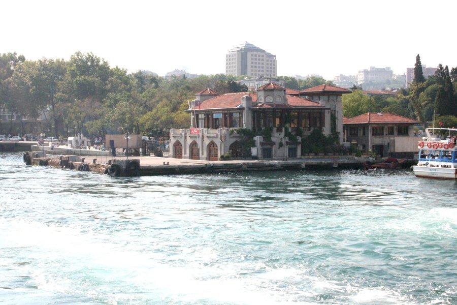 Beşiktaş İskelesi > Erkin