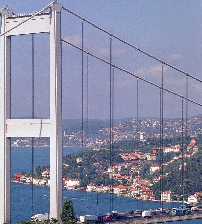 Boğaz Köprüsü > Turgut Arıkök