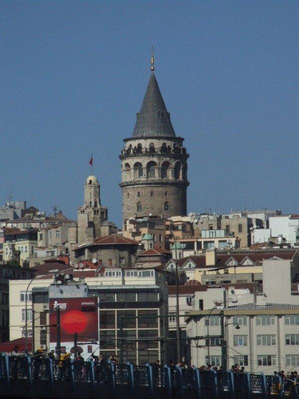 Galata Kulesi - Şevket Katipoğlu