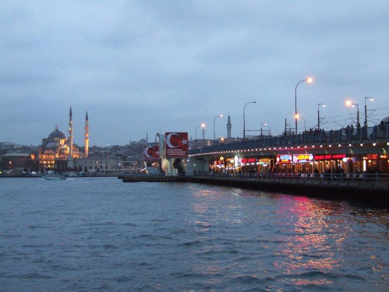 Galata Köprüsü & Eminönü - Şevket Katipoğlu