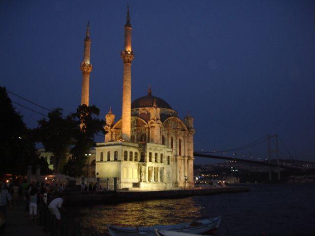 Ortaköy Cami - Oğuzhan Çakıroğlu