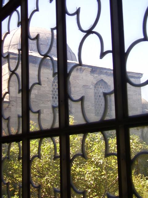 Süleymani Cami Kütüphanesi - Zeynep İba