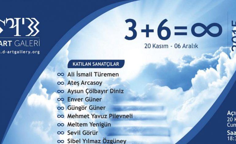 3+6= ∞ Karma Sergi