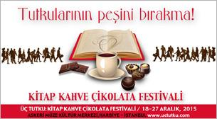 Kitap Kahve Çikolata Festivali