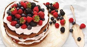 MSA - Naked Cake - Yılbaşı Özel