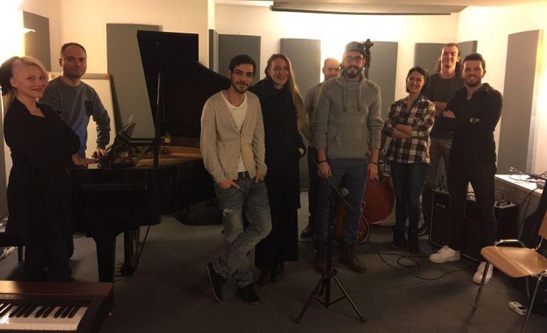 Bahçeşehir Üniversitesi Caz Ensemble Konseri