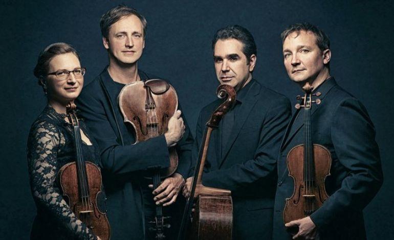 Kuss Quartet & Mojica Erdmann