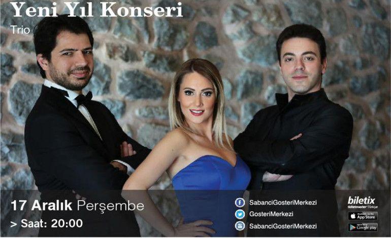 Opera Trio - Yılbaşı Konseri
