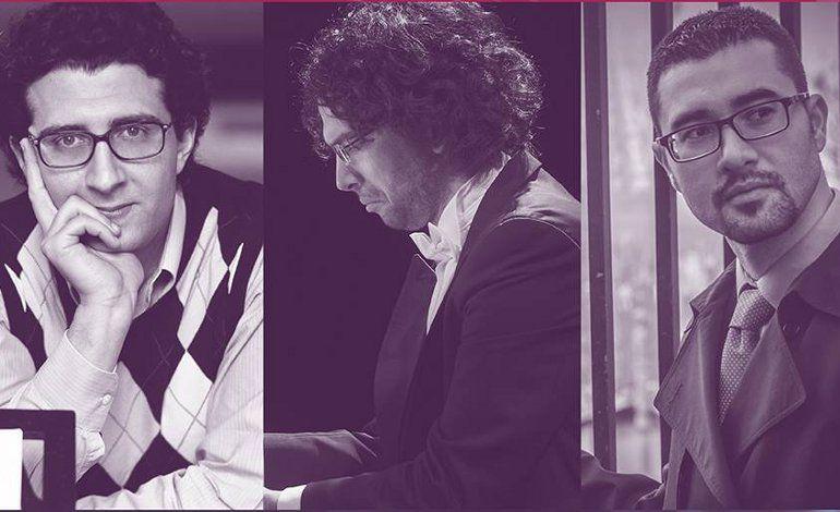 Üç Piyanist Beethoven'ı Arıyor
