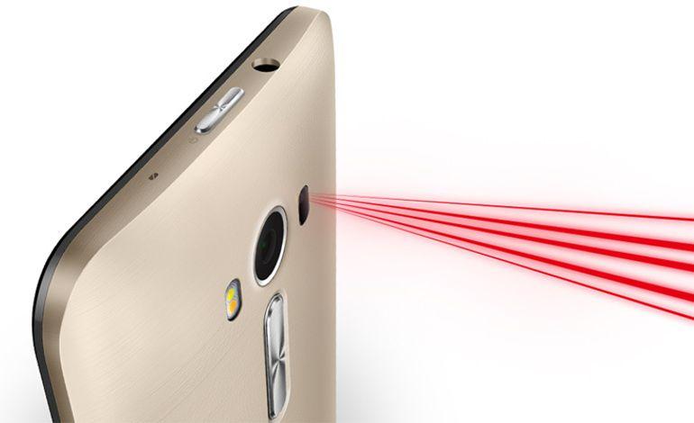 Yılbaşında ASUS Zenfone 2 Laser İle Sevdiklerinizi 'Işık Hızıyla' Tanıştırın
