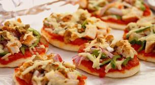 5-8 Yaş Mini Mini Pizza