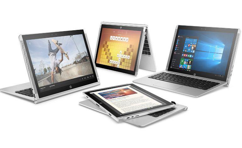 HP, Yeni Hibrit Bilgisayarı İle Büyülüyor