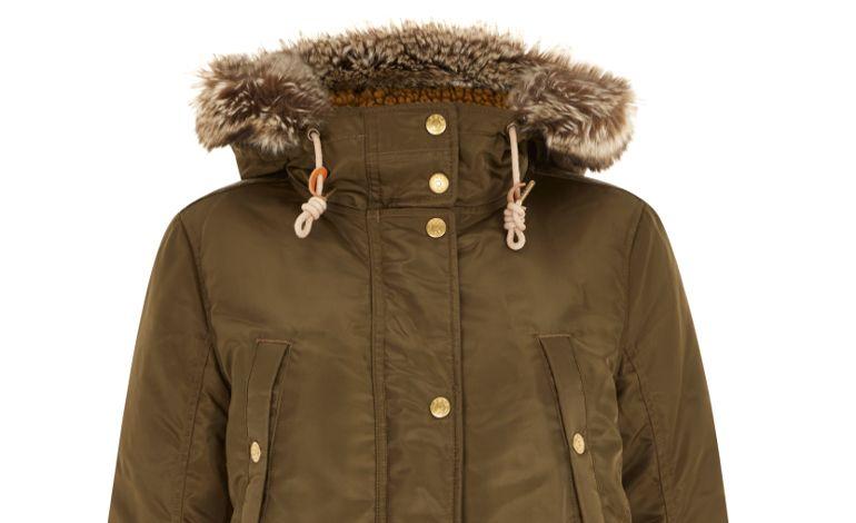 Levi's® Montlar ile Sıcak bir Kış