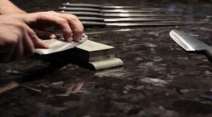 Bıçak Kullanma Teknikleri