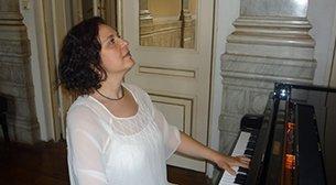 Melin Molla Piyano Resitali