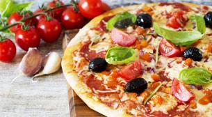 Artisan Pizza & Salata