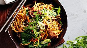 Wok Yemekleri (Tai Mutfağı)