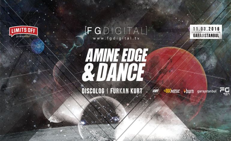 Amine Edge - Dance