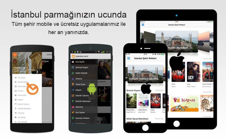 www.istanbul.net.tr Iphone, Ipad ve Android Uygulamarını Ücretsiz İndirin
