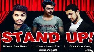 Çerez Gibi - Stand Up