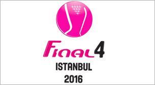 FIBA 2016 Euroleague Kadınlar