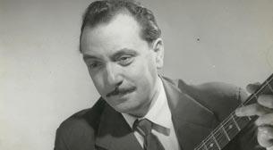 Garanti Caz Yeşili:Django Reinhardt