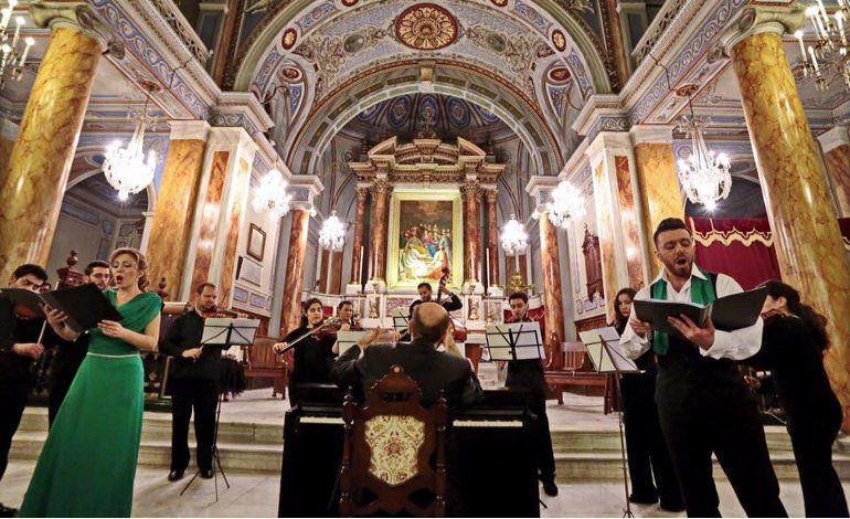 Barok: Handel, Vivaldi, Pergolesi