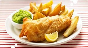5 - 8 Yaş Fish&Chips